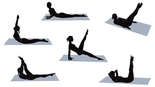 Hızlı Bir Şekilde Kalça Eritme Egzersizleri