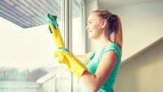 Cam Nasıl Temizlenir? Camları Tertemiz Yapan Yöntemler