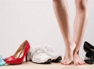 Dar ve Sıkan Ayakkabıları Genişletme Yöntemleri