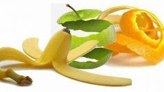 Portakal ve Muz Kabuğunun Bilinmeyen Faydaları