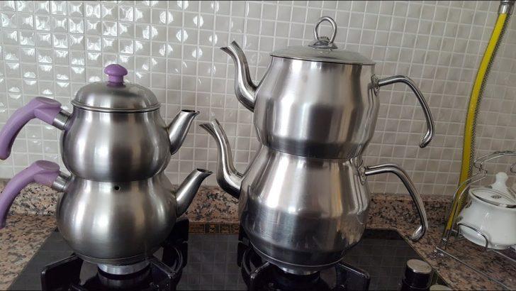 Çelik Çaydanlık Ve Tencere Nasıl Temizlenir?