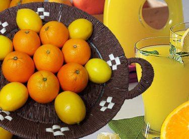 Buzlukta Portakal ve Limon Saklama