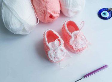 Kolay Bebek Patiği Yapımı