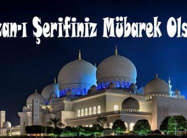 Ramazan Ayı Mesajları- Resimli Ramazan Mesajları
