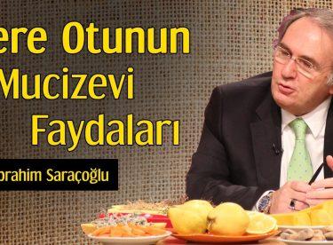 Tere Otunun Mucizevi Faydaları İbrahim Saraçoğlu