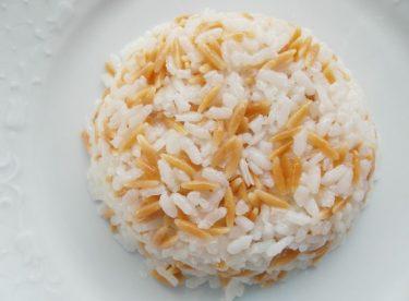 Şehriyeli pirinç pilavı tarifi ve püf noktaları