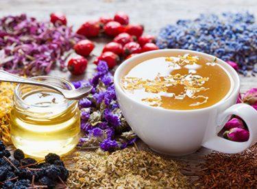 Doğal ve Sakinleştirici Bitki Çayları