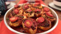 Kıymalı Patates Çanakları Tarifi