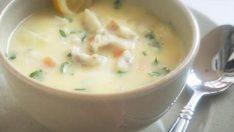 Kremalı Sebzeli Mantar Çorbası Tarifi