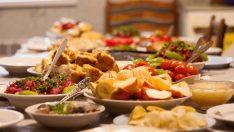Ramazan Bayramı Akşam Yemeği Menüsü-1