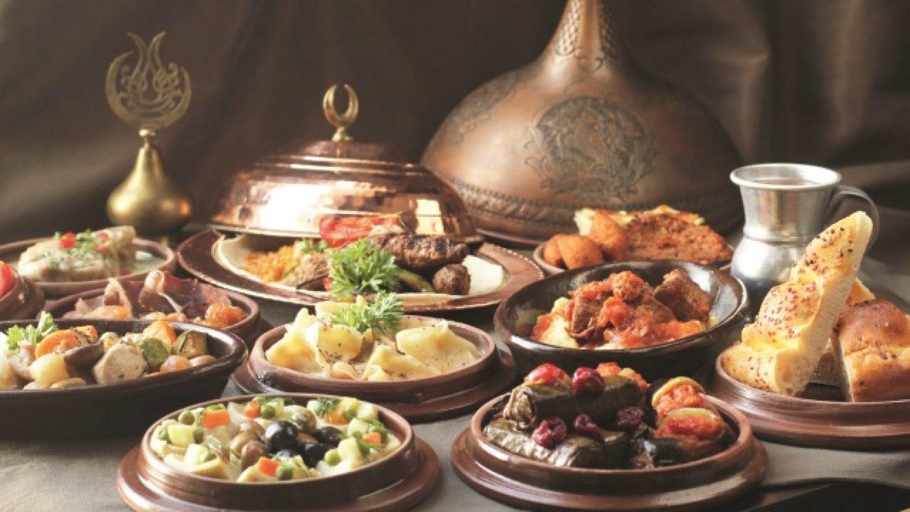 Ramazan Bayramı Akşam Yemeği Menüsü -2