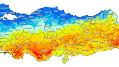 Türkiye Enerji Üretim Haritaları