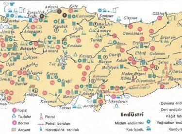 Türkiye Sanayi Haritaları