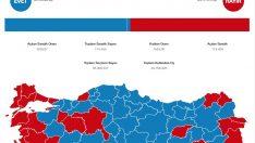 Türkiye Seçim Haritaları