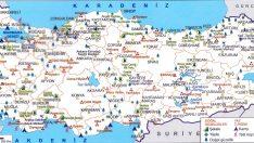Türkiye Turizm Haritaları
