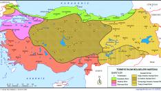 Türkiye İklim Haritaları