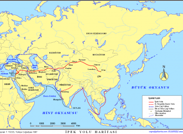 Dünya Ulaşım Haritaları