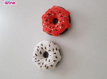 Amigurumi Donut Yapımı – Amigurumi Donut Free Patterns