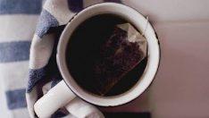 Demlikte Kalan Çayı Sakın Atmayın