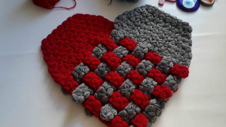 Hasır Kalp Lif Modeli Yapımı