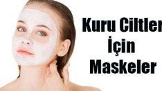 Kuru Ciltler İçin Nemlendirici Maske Tarifi
