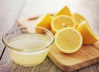 Limonun Cilde Faydaları Nelerdir ?