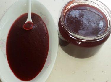 Mürdüm Eriği Marmelatı Nasıl Yapılır ?