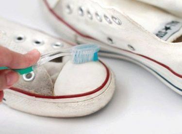 Spor Ayakkabı Temizleme Yöntemleri