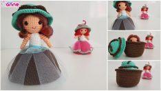 Amigurumi Cupcake Bebek Yapılışı