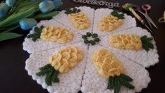 Ananas lif modeli yapımı