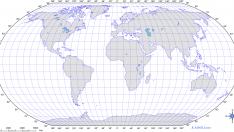 Harita Projeksiyonları
