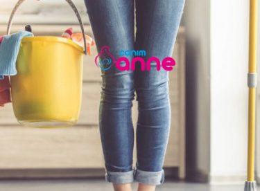10 Adımda Pratik Ev Temizliği