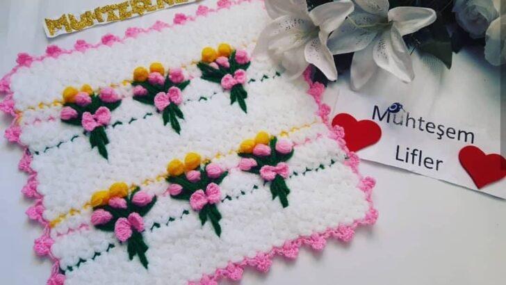 Kırçiçeği lif modeli yapımı