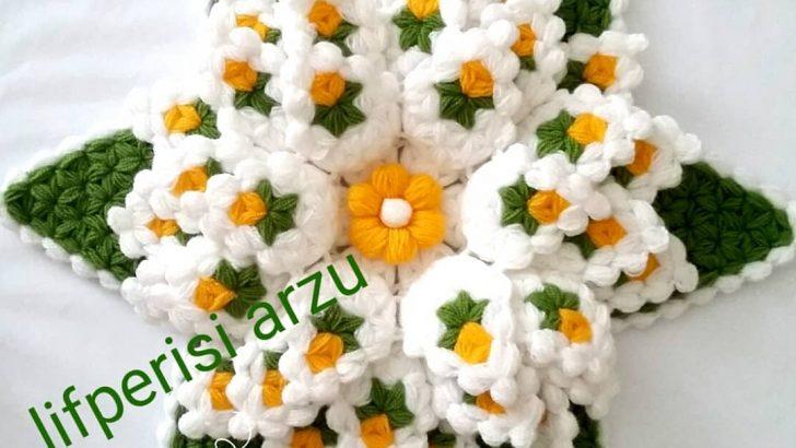 Nilüfer çiçeği lif yapımı