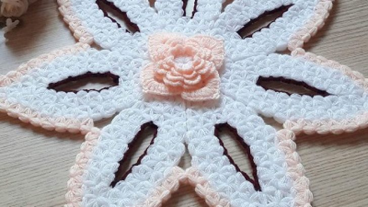 Yasemin çiçeği lif modeli yapımı