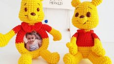 Amigurumi Winnie the Pooh Yapılışı