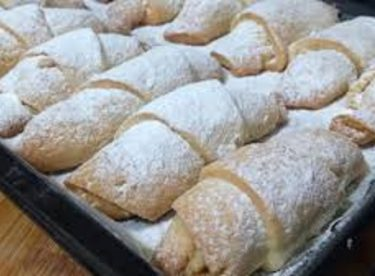 Tam ölçülü kıyır kıyır elmalı kurabiye tarifi