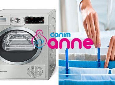 Evde Çamaşır Kurutma