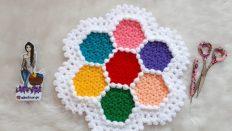 Renkli Toplar Lif Modeli Yapımı