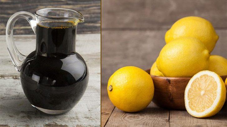 Pekmeze Limon Sıkıp Yemenin Faydaları