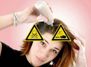 Saç Boyasının Zararları