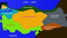 Türkiye İklim (Yağış) Haritası