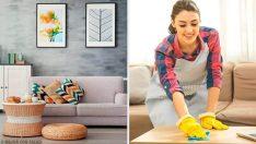 Evinizin Daha Temiz Görünmesini Sağlayacak Öneriler