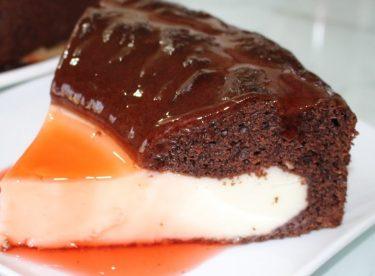Muhallebi ile pişen kek tarifi