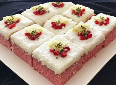 Narlı gelin pastası tarifi