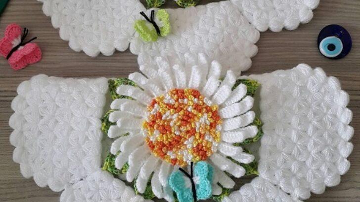 Papatya sevdası lif modeli yapımı
