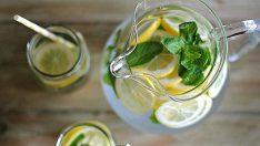 Nane Limon Salatalık Suyu Detoksu İle Zayıflayanlar