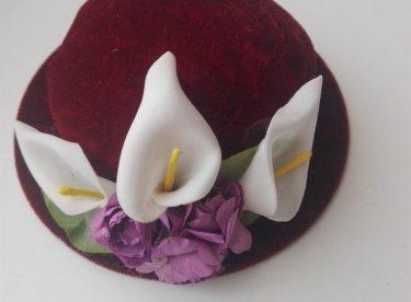 Şapka Şeklinde İğnelik Yapımı