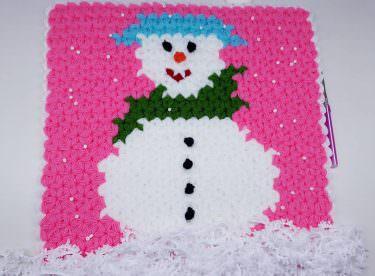 Kare kardan adam lif modeli yapılışı