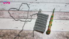 Tığ İşi Lastik Modeli Yapımı